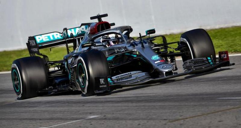 F1 - tests à Barcelone : pour Wolff, Ferrari bluffe