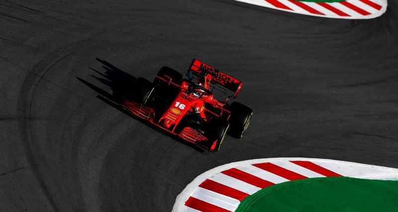 La réaction de Sebastian Vettel