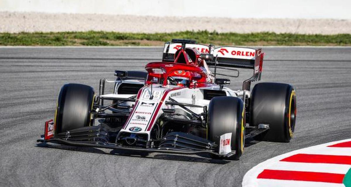 """F1 - Raïkkonen : """"difficile pour Alonso de trouver une bonne équipe"""""""