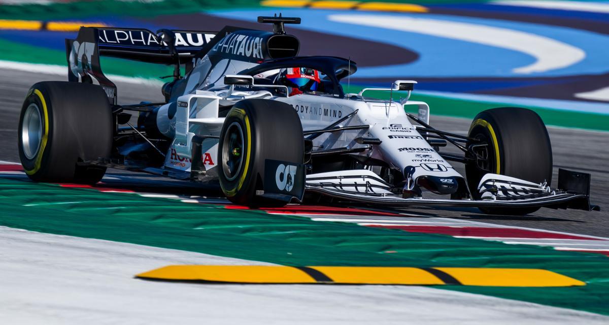 """F1 - Pierre Gasly : """"nous en avons encore sous le coude"""""""