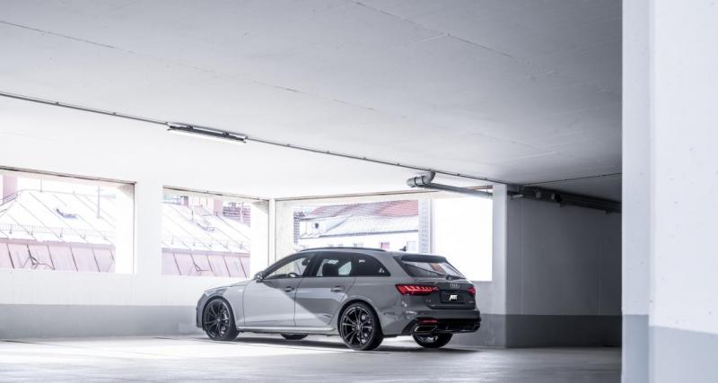 Audi A4 par ABT Sportsline : le break préparé en 3 points