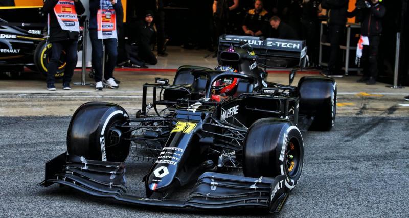 """Renault F1 - Abiteboul : """"il est difficile d'évaluer notre compétitivité"""""""