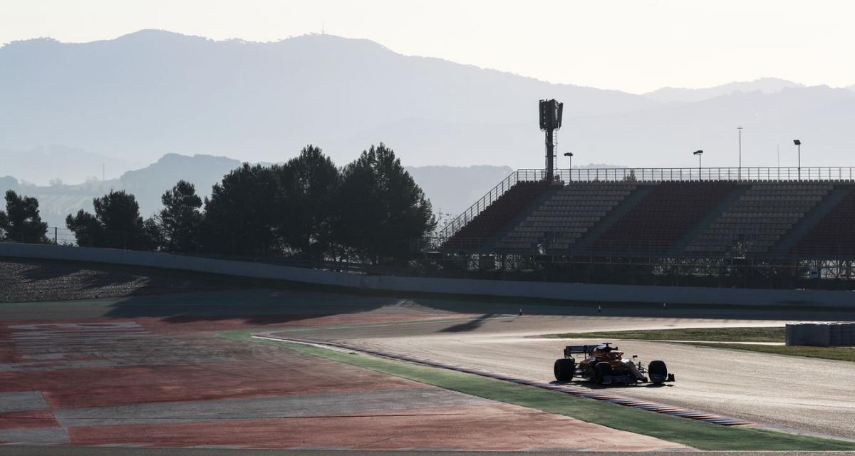 """F1 : le """"copiage"""" de Racing Point ne passe pas auprès de Sainz"""