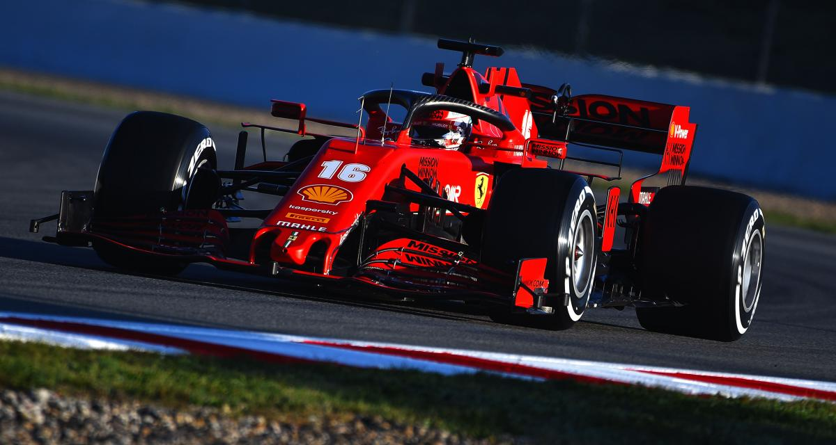 F1 : la FIA noue un pacte avec Ferrari