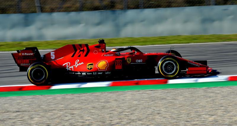Mercedes et Red Bull peuvent être confiants, Ferrari en revanche...