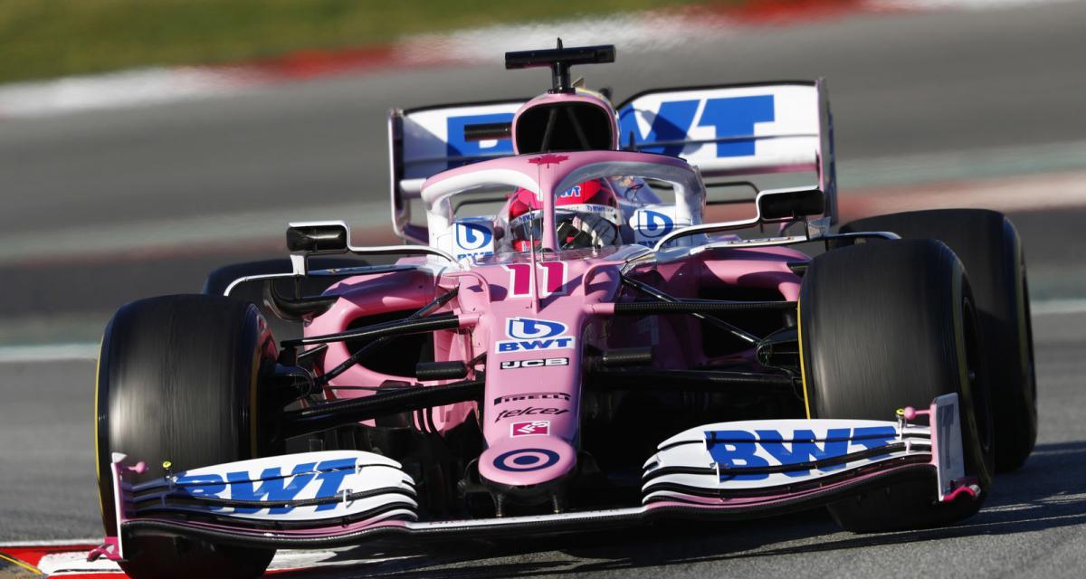 F1 : Racing Point répond sèchement à McLaren