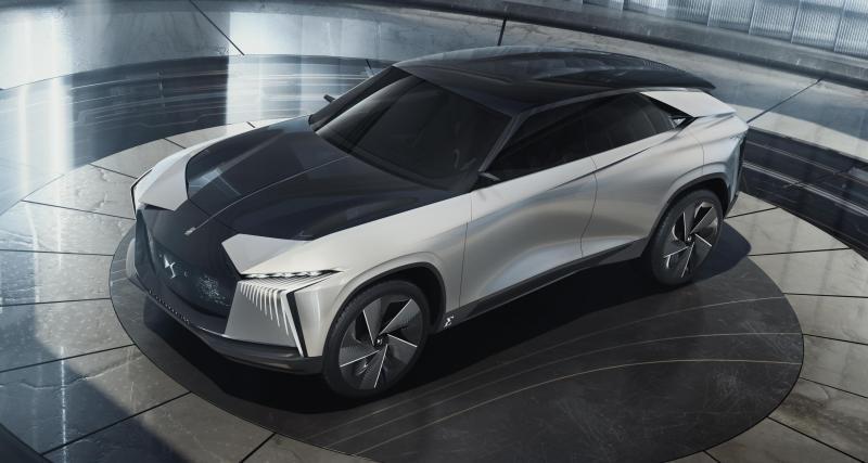 DS Aero Sport Lounge : le concept-car français en 5 points