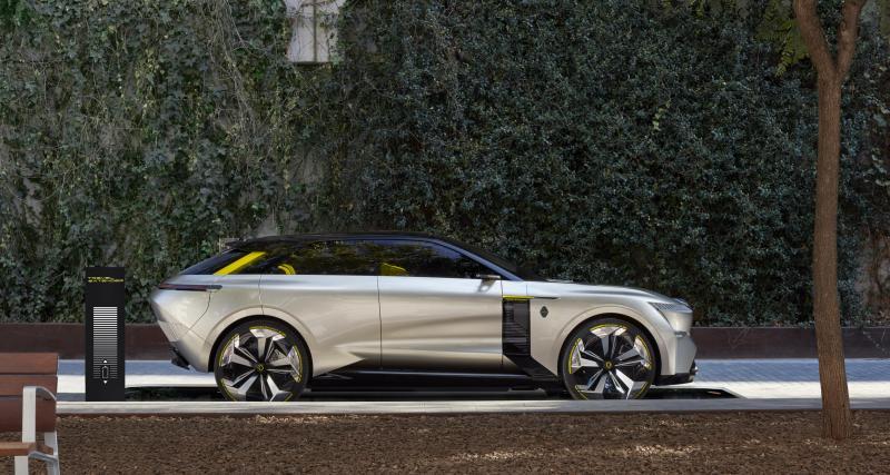 Renault Morphoz : la mobilité de demain est en marche