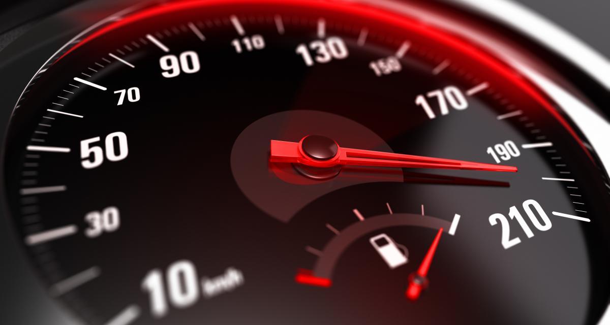 Il veut tester son Audi A3 avant de l'acheter et monte à 210 km/h