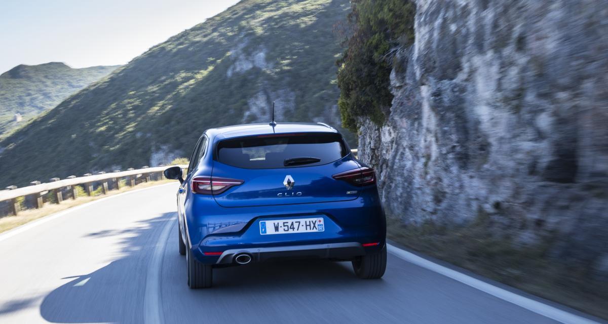 208, Clio 5, Dacia Sandero... Top 10 des voitures les plus vendues en France en 2020
