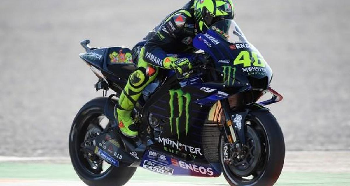 MotoGP : Rossi comprend la décision d'annuler le GP du Qatar mais...