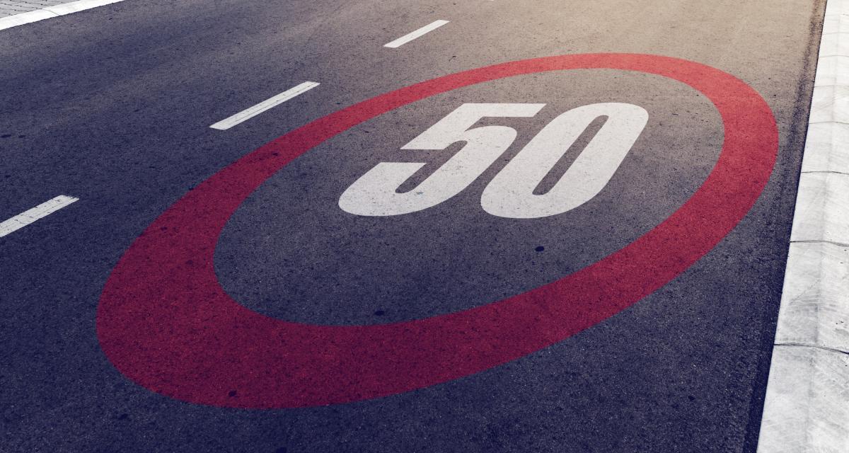Excès de vitesse : la route est limitée à 50, il circule à 111 km/h !