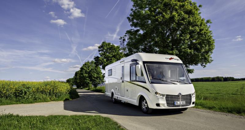 Carthago c-compactline 2020 : le camping-car le plus léger de sa catégorie