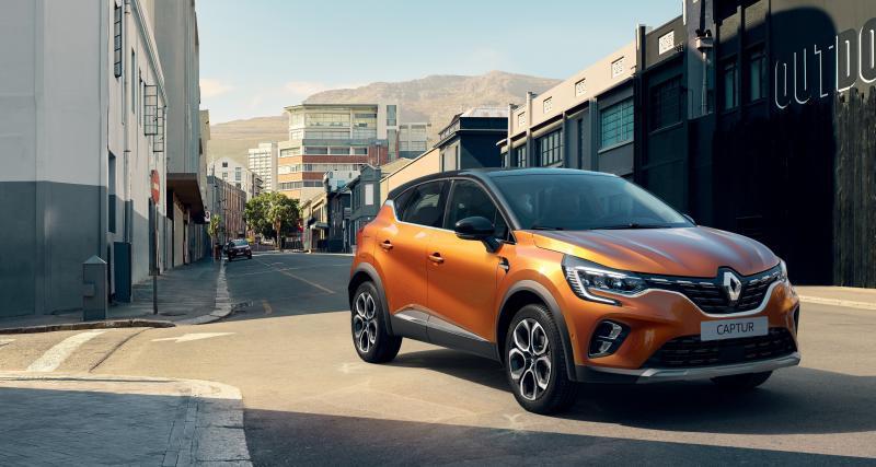 Nouveau Renault Captur : le GPL entre en scène