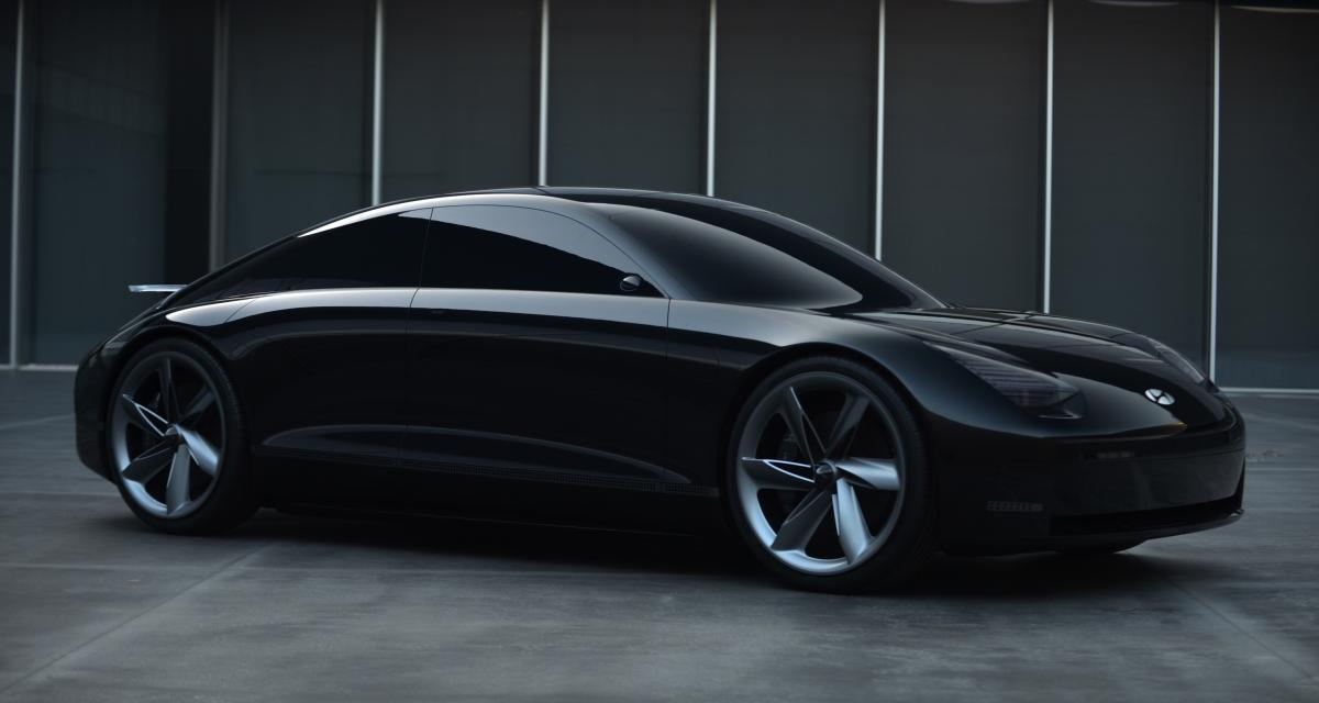 Hyundai Prophecy : l'immaculée conception 100% électrique