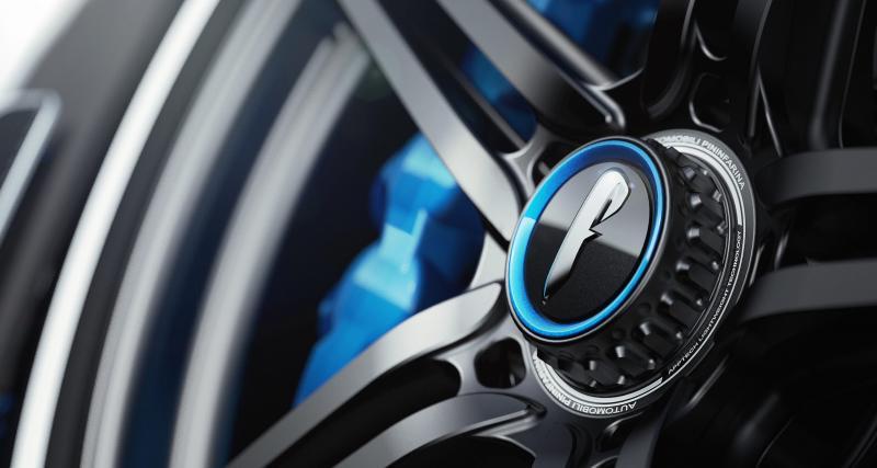 Supercar 500 km d'autonomie