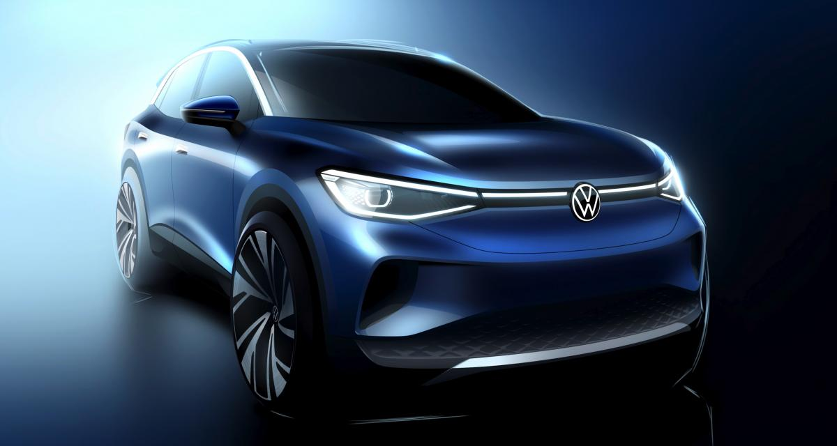 Volkswagen ID.4 : SUV 100% électrique première