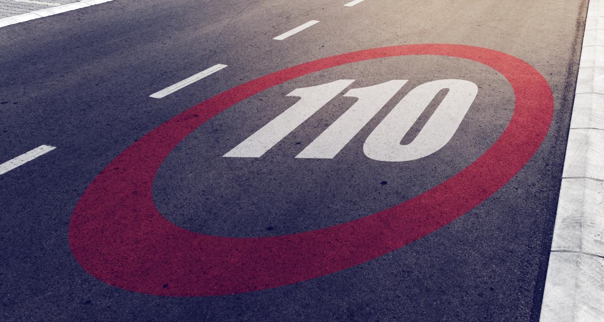 163 km/h sur une nationale : le chauffard a rendez-vous au tribunal