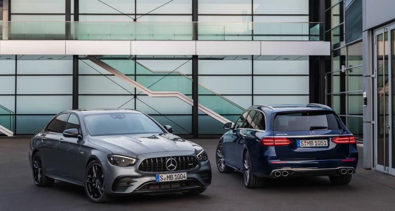 Mercedes Classe E (2020) : la berline préférée des taxis parisiens passe au restylage