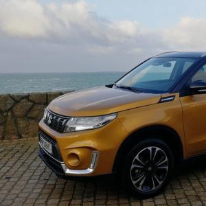 Essai Suzuki Vitara Hybrid : outsider par hybridation légère