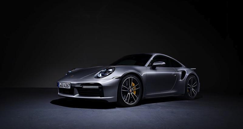 Porsche 911 type 992 Turbo S : la sportive haute performance de 650 ch