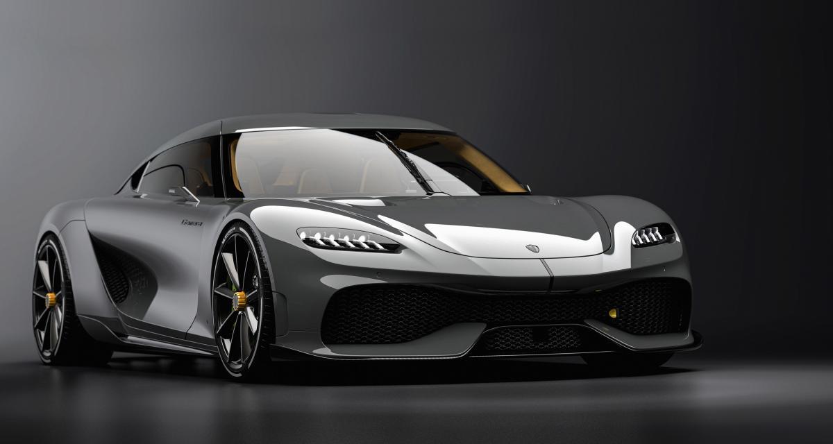 Koenigsegg Gemera : 1700 ch pour la première hypercar à quatre places