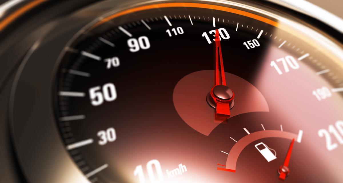 Excès de vitesse : il roule à 131 km/h au lieu de 80 et perd son permis