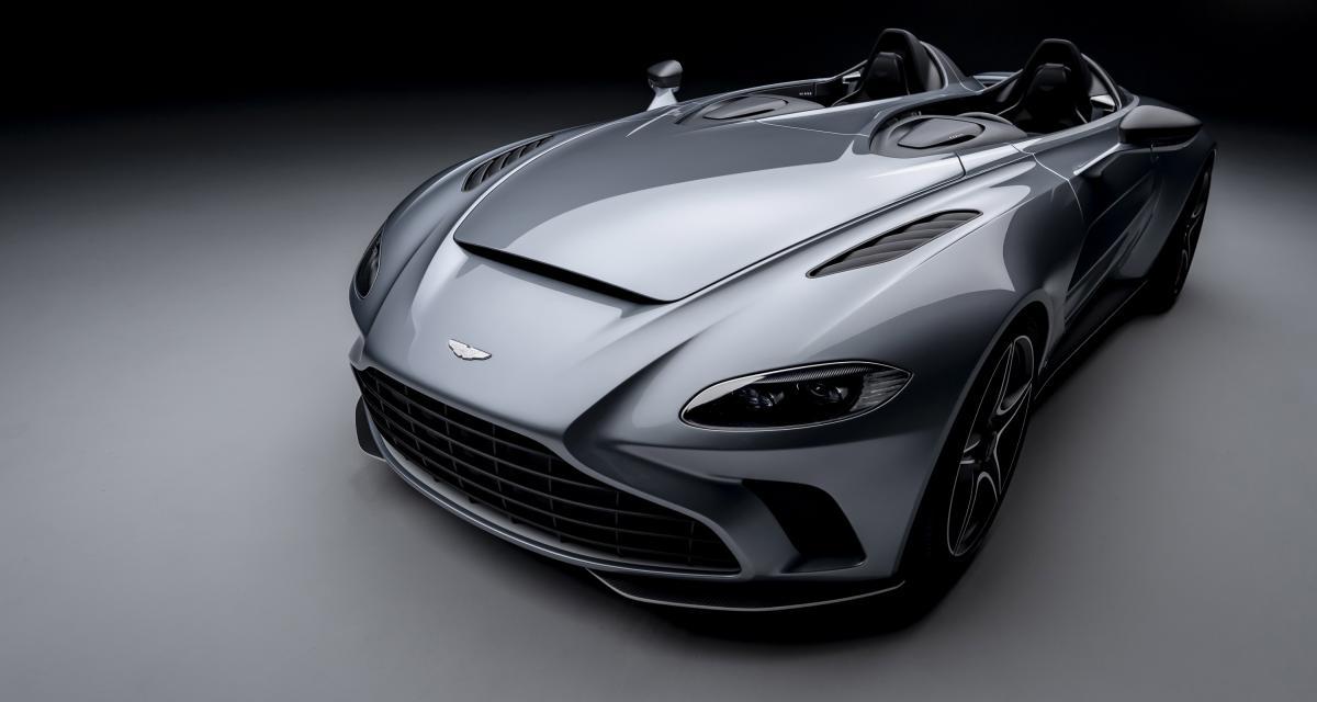 Aston Martin V12 Speedster : bienvenue au club