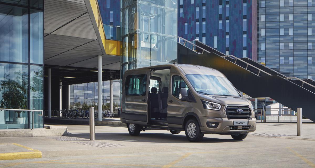 Ford Transit électrique : l'utilitaire zéro émission est en marche