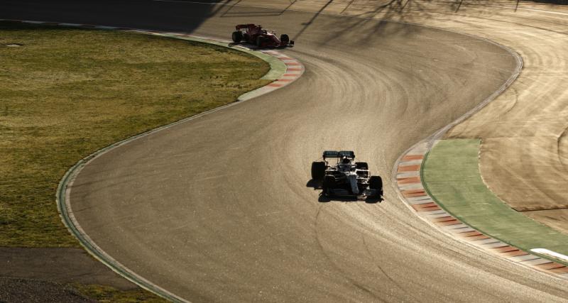 Le communiqué de la FIA