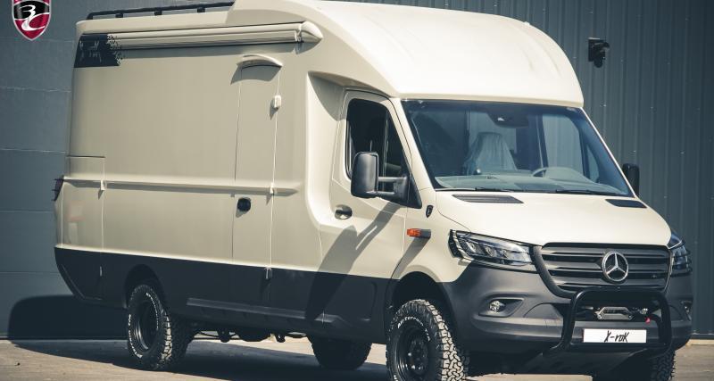 3C Cartier X-rok : camping-car tout terrain et sur-mesure