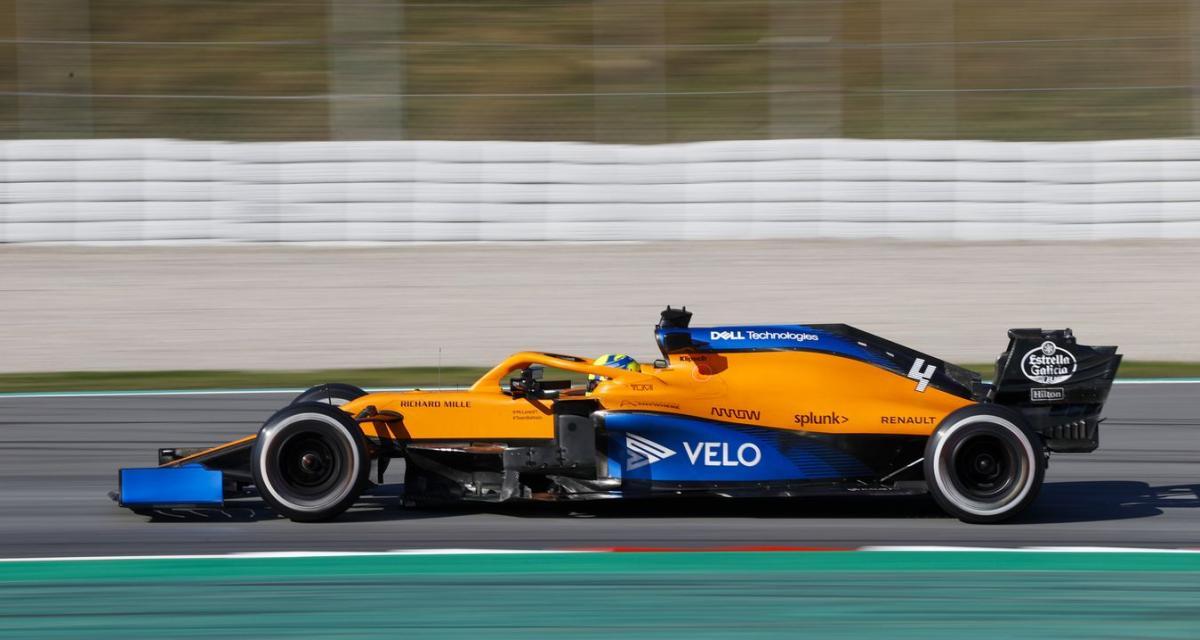 """F1 - Sainz : """"Je pense que Red Bull peut tenir tête à Mercedes"""""""