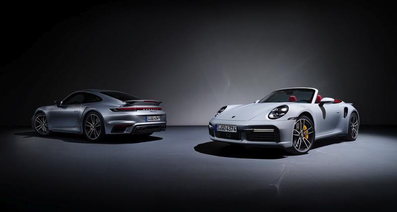 Porsche 911 type 992 Turbo S : la surpuissante GT en vidéo