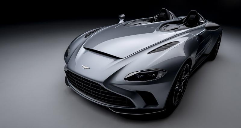 Aston Martin V12 Speedster : la supercar en vidéo