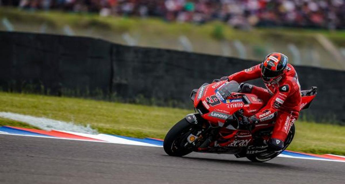 MotoGP : Ducati voulait recruter Marquez, Viñales ou Quartararo