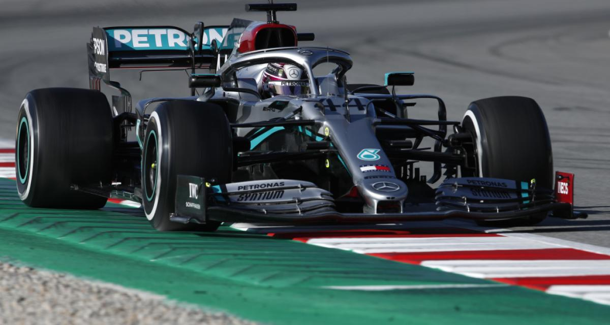 F1 : Hamilton prépare la défense de son titre