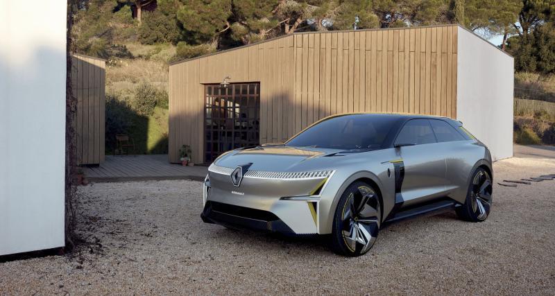 Renault Morphoz : le concept-car extensible en vidéo