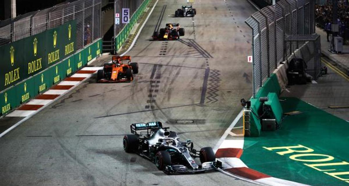 F1 - Coronavirus : le GP de Bahreïn à huis clos