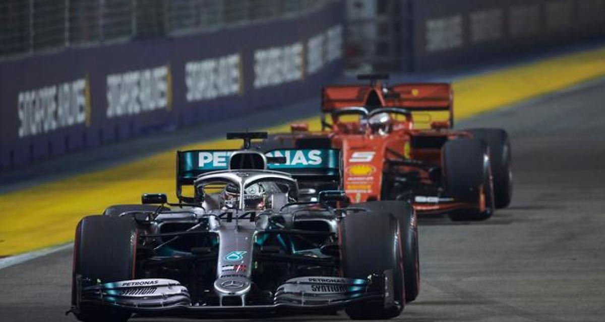 F1 - Mercedes : Ocon, Leclerc, Verstappen ... les solutions ne manquent pas en cas de départ d'Hamilton