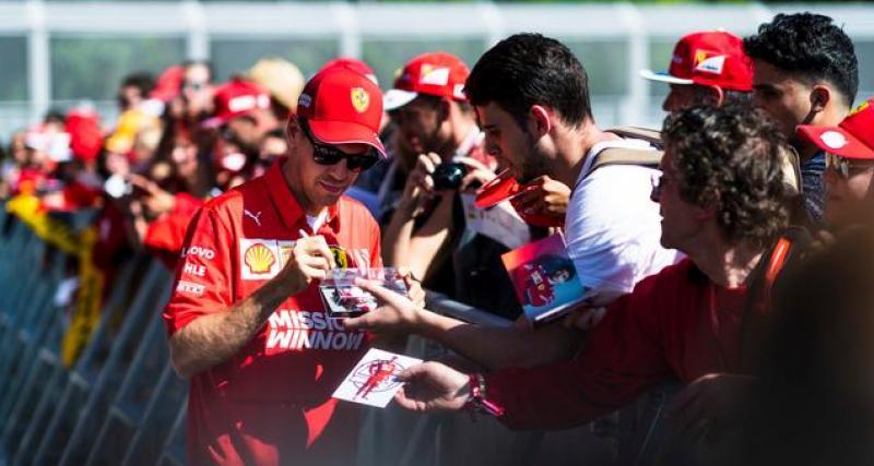 Grand Prix d'Australie de F1 : l'historique de Sebastian Vettel