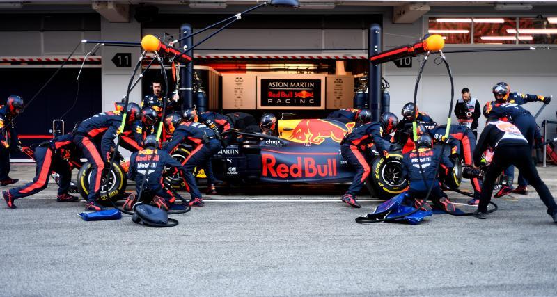Les résultats de Max Verstappen en Australie