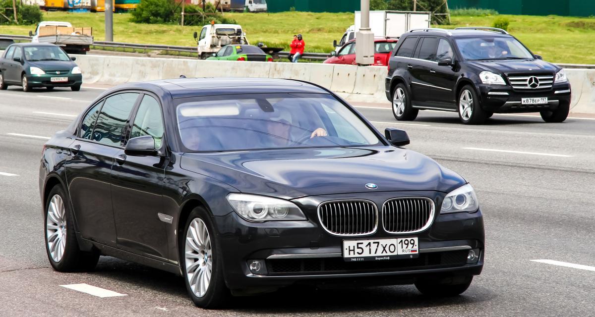 Une BMW à 209 km/h sur une route limitée à 80 !