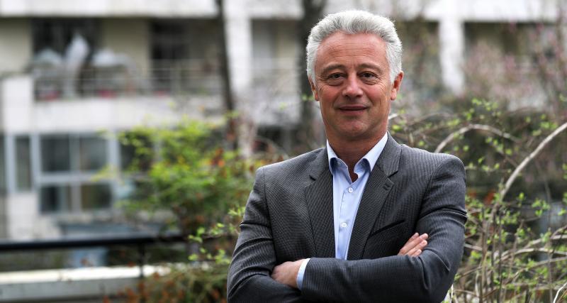 Rencontre avec Frank Marotte, président de Toyota France