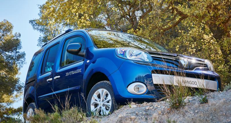 Master, Partner, Trafic… Top 10 des véhicules utilitaires les plus vendus en France en 2020