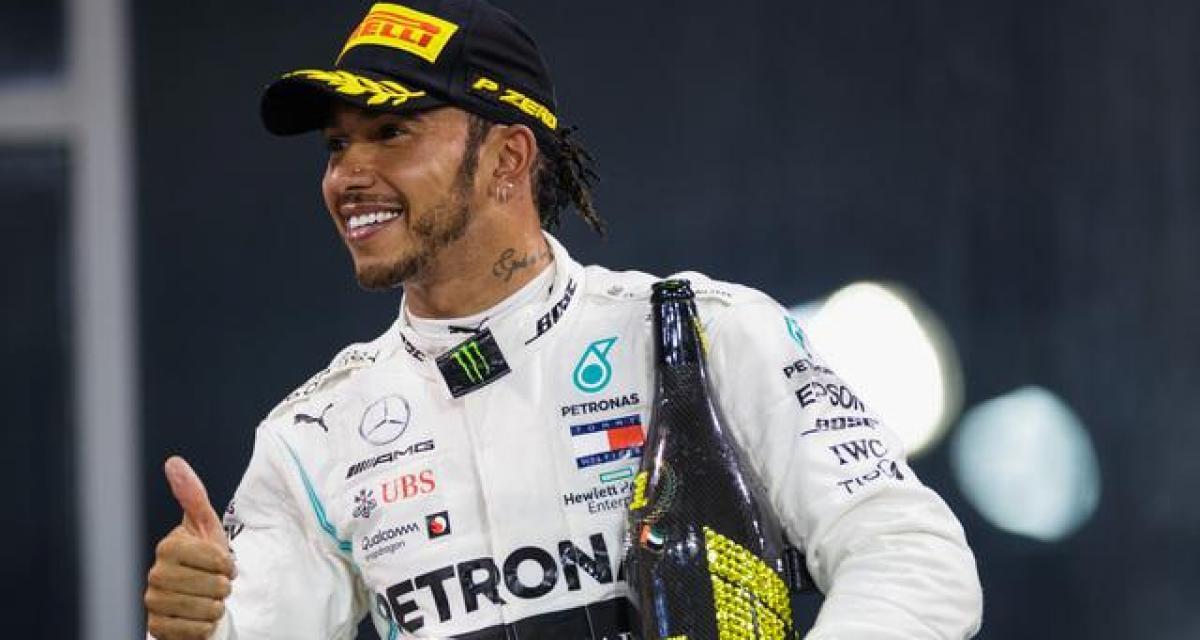 """F1 - Brundle : """"ce serait génial de voir Hamilton rejoindre Ferrari"""""""
