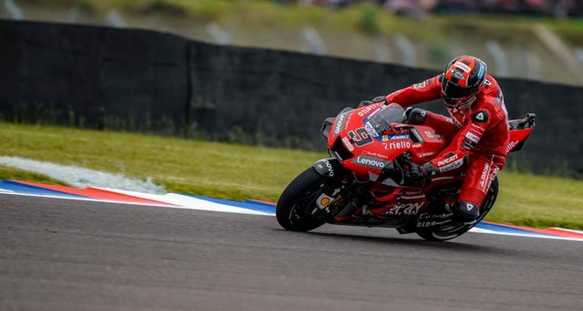 MotoGP : Ducati ne se voit pas courir au Texas à cause du coronavirus