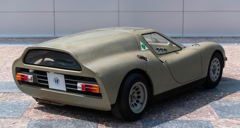 Parrainage à succès by Alfa Romeo