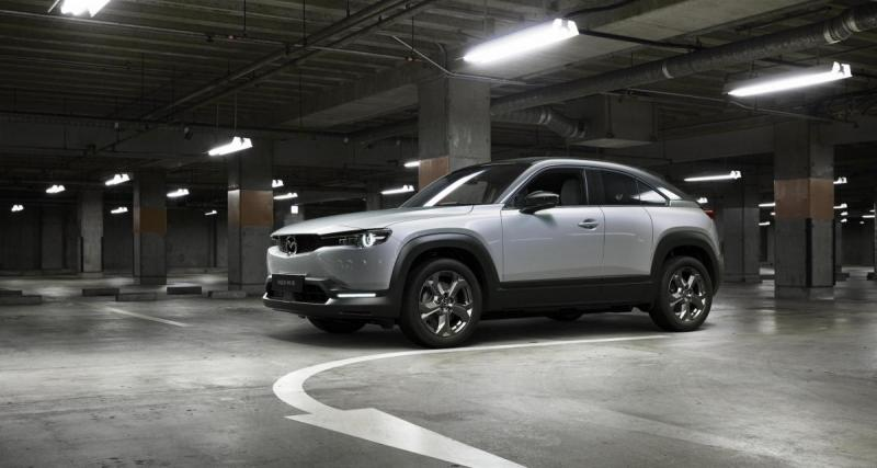 Mazda MX-30 : quel est son prix ?