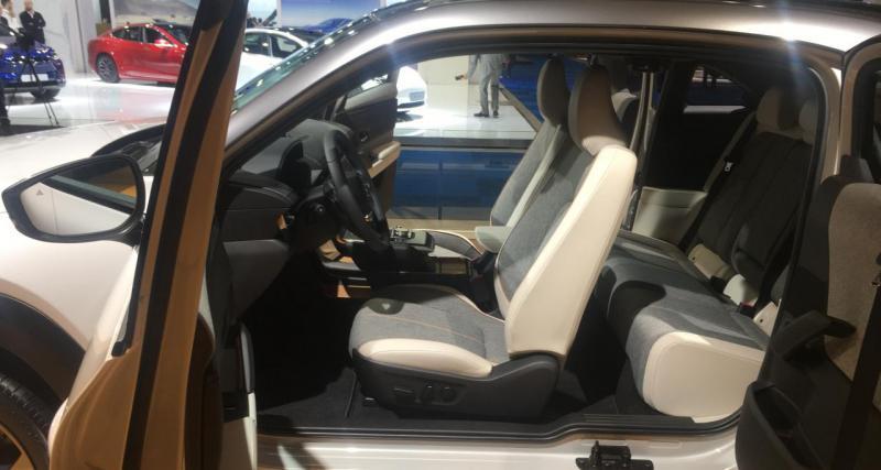 La grille tarifaire du Mazda MX-30