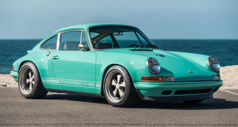 Porsche 911 Malibu by Singer : un backdating de génie pour 875.000 $